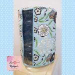 Sky Blue Water Dispenser Cover Radiya Attire