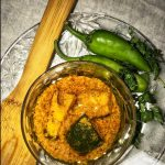 salty and sour pickle